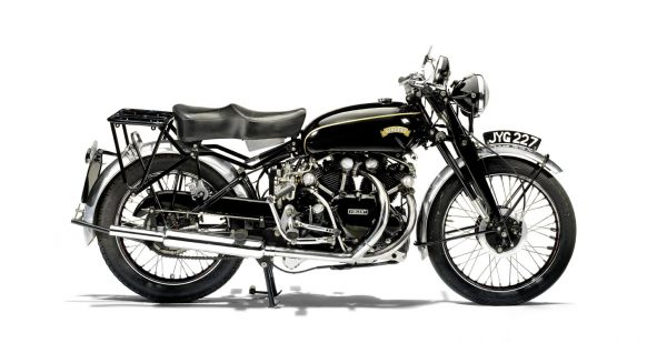 Vincent black shadow - buying classic motorcycles