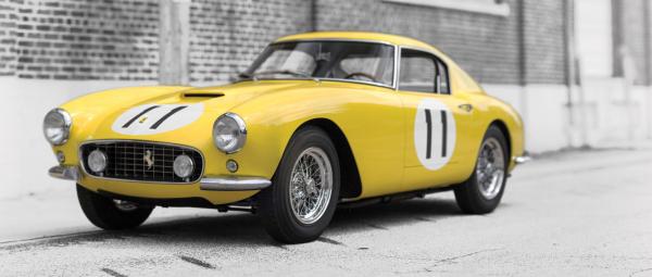 Monterey auctions 2015 - Ferrari 250 SWB