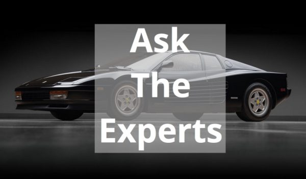 Ask The classic car Experts market predictions