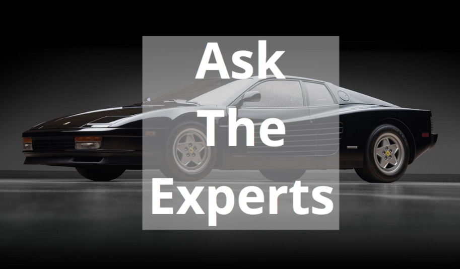Ask The classic car Experts market predictions