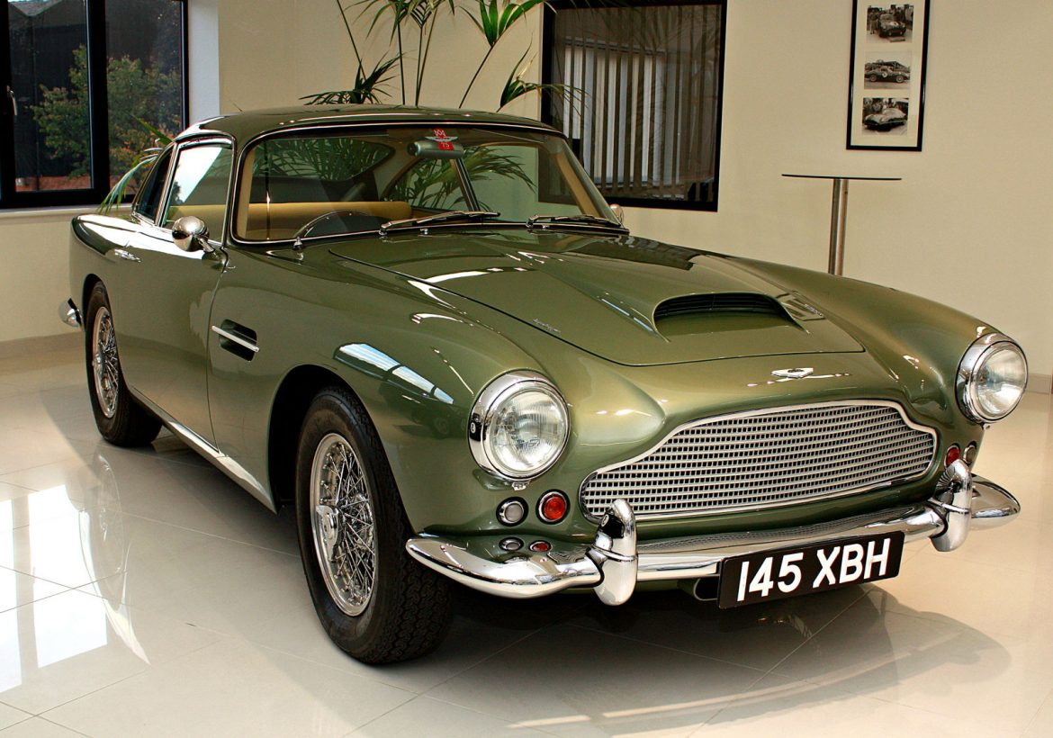Classic car equity release