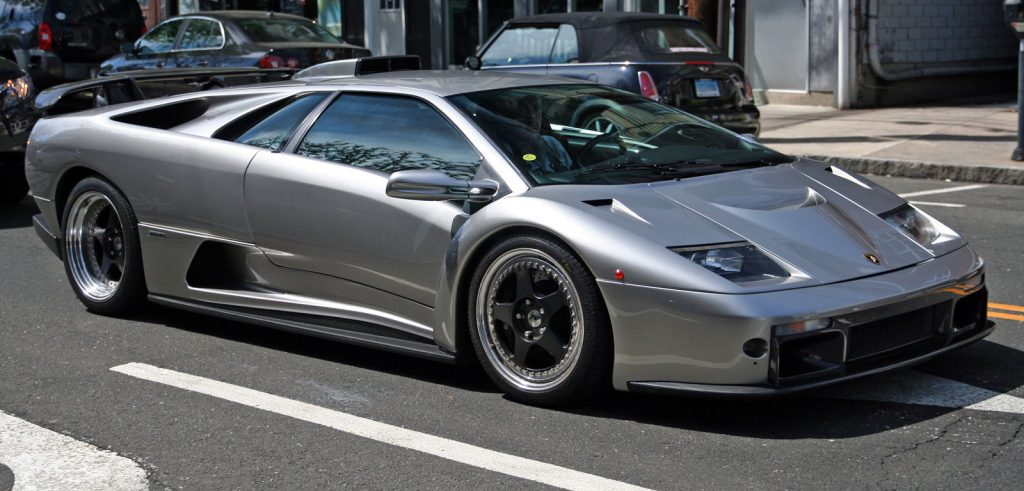 Diablo GT - the king.