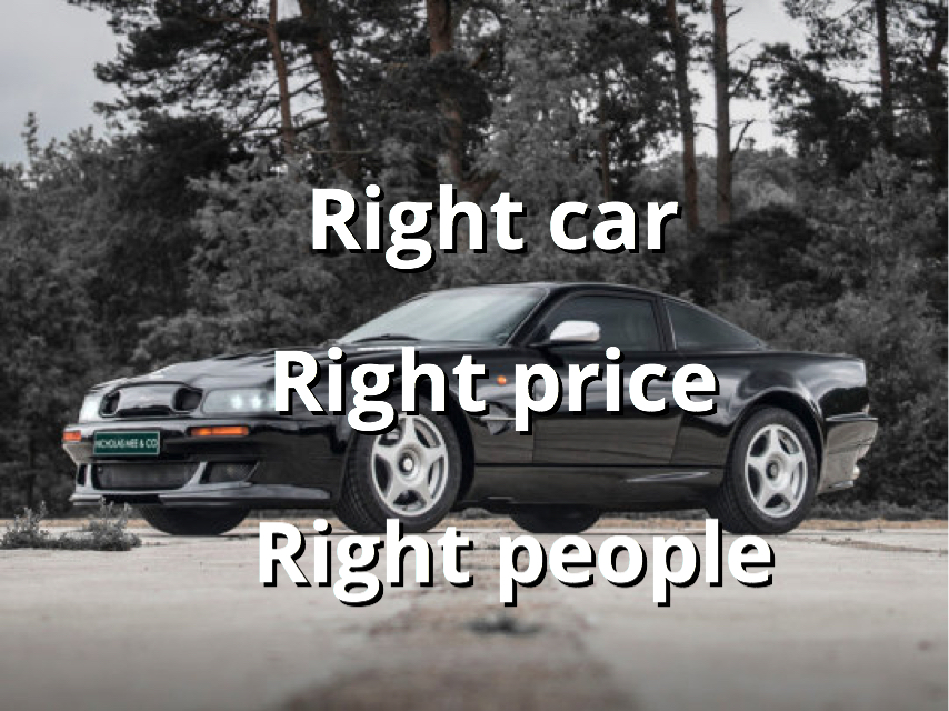 Buying the right classic car