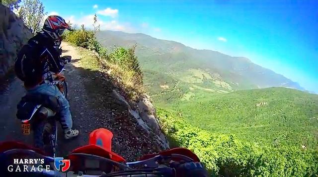 Harrys Garage - epic Enduro bike adventure
