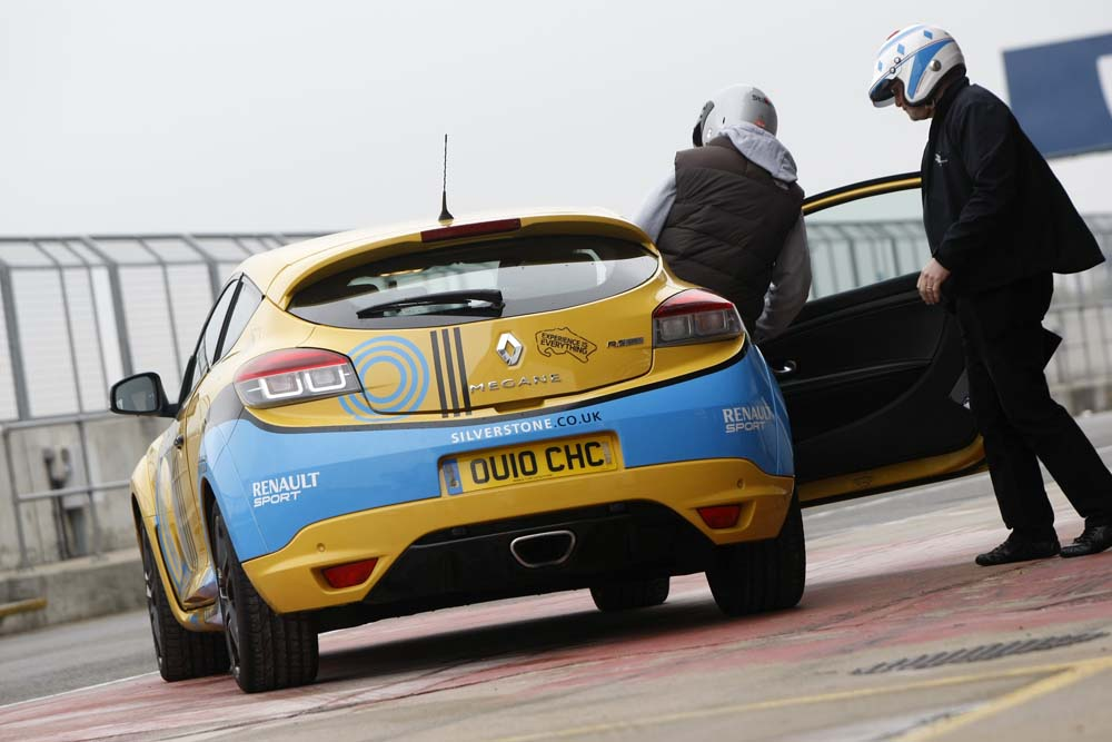 ARDS test - full day course at Silverstone