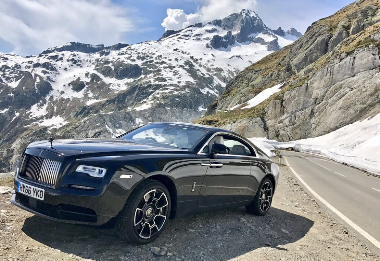 Rolls Royce Wraith Black badge review - Harrys Garage