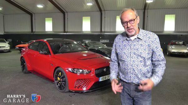 Jaguar Project 8