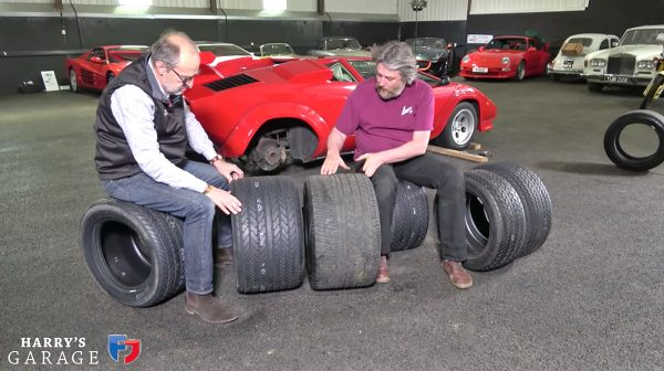 Classic Car Tyres - Geeks Guide