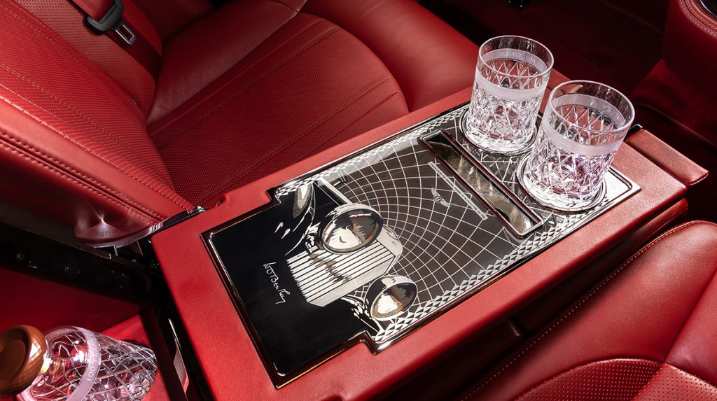 Bentley announce exclusive Mulsanne W.O. Edition by Mulliner