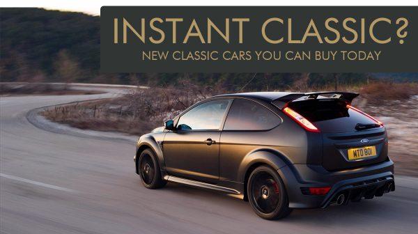 Instant Classic Cars