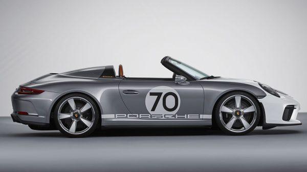 Porsche Speedster 2019