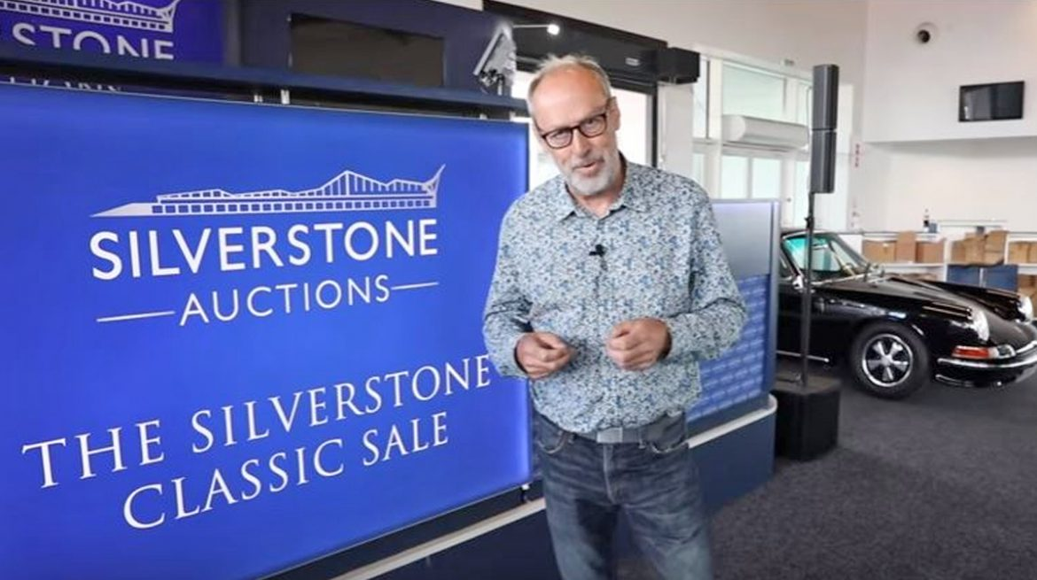 Harry Metcalfe chooses his top picks from the Silverstone Auctions