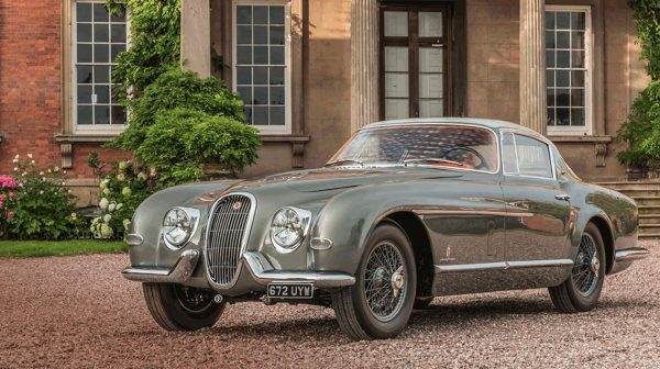 Hampton Court Palace Concours of Elegance 2018