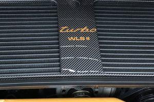 Porsche Project Gold 993 Turbo S