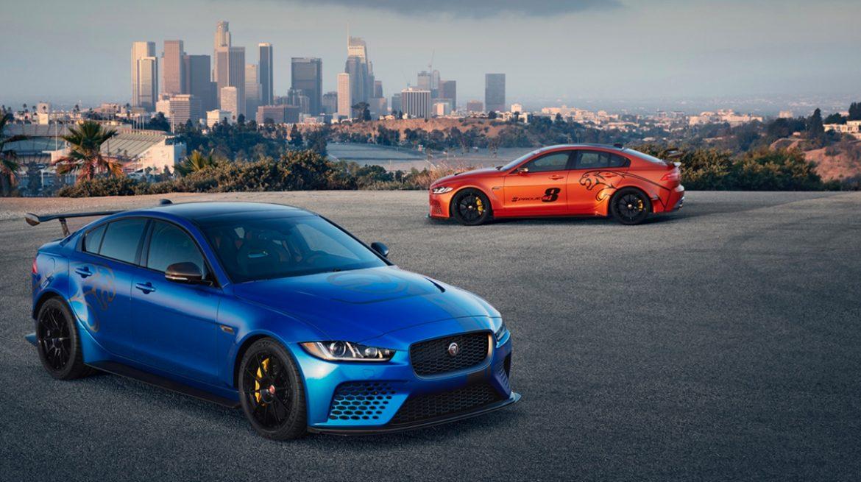 How fast is a Jaguar Project 8?