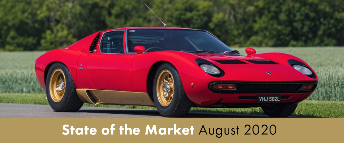 State of The Market - August 2020