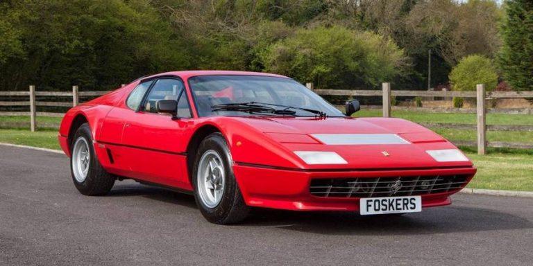 1981 Ferrari 512 BB Boxer