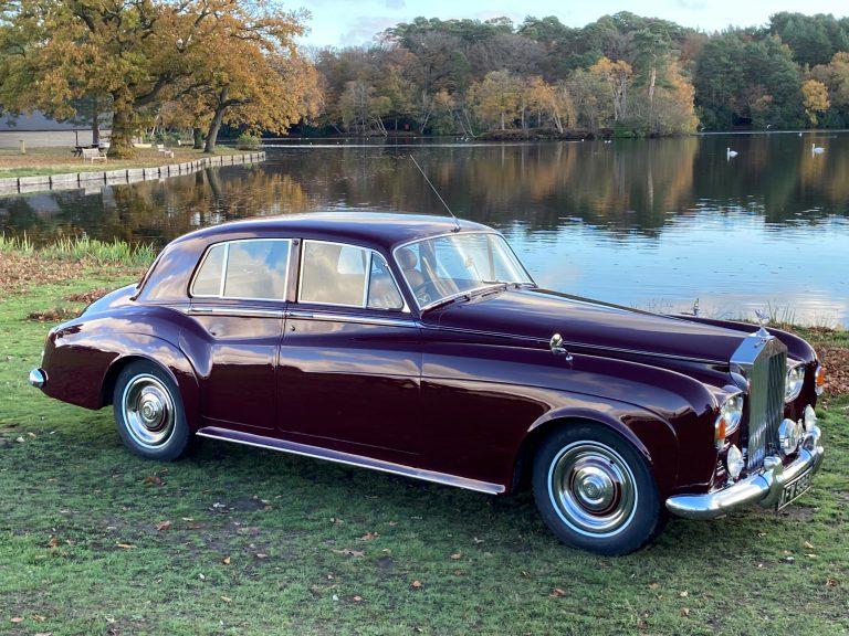 1963 Rolls-Royce Silver Cloud III Standard Steel Saloon