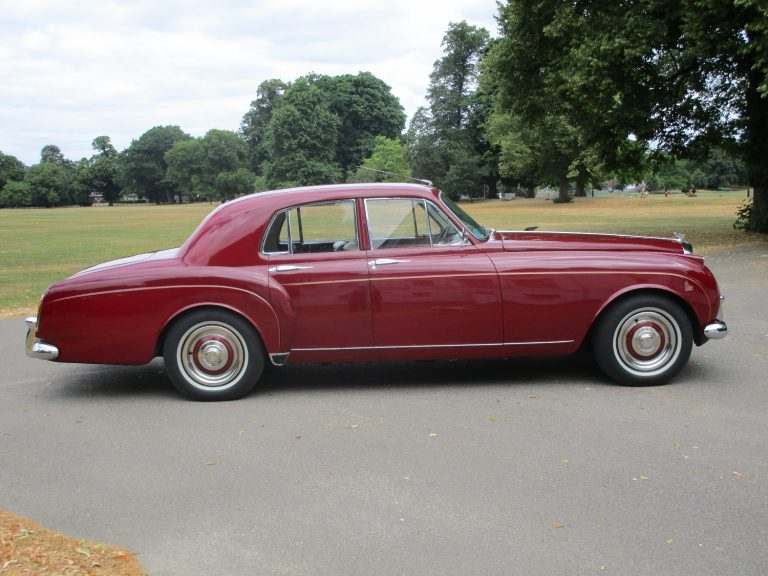 1961 Bentley S2 Continental Four Light Flying Spur by H.J.Mulliner
