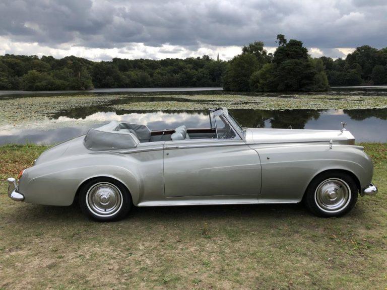 1961 Rolls-Royce Silver Cloud II Drophead Coupe by H.J.Mulliner