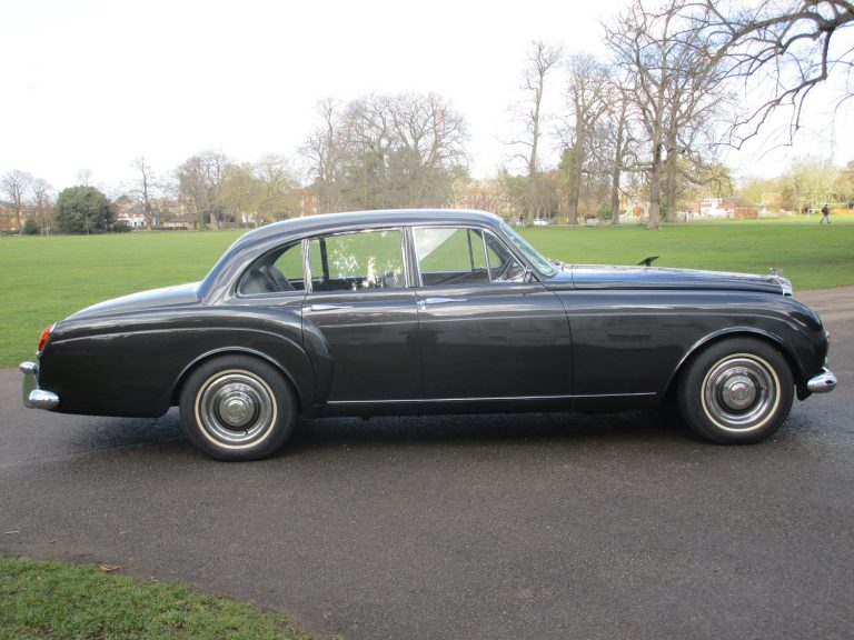 1962 Bentley S3 Continental Six Light Flying Spur by Mulliner/Park Ward