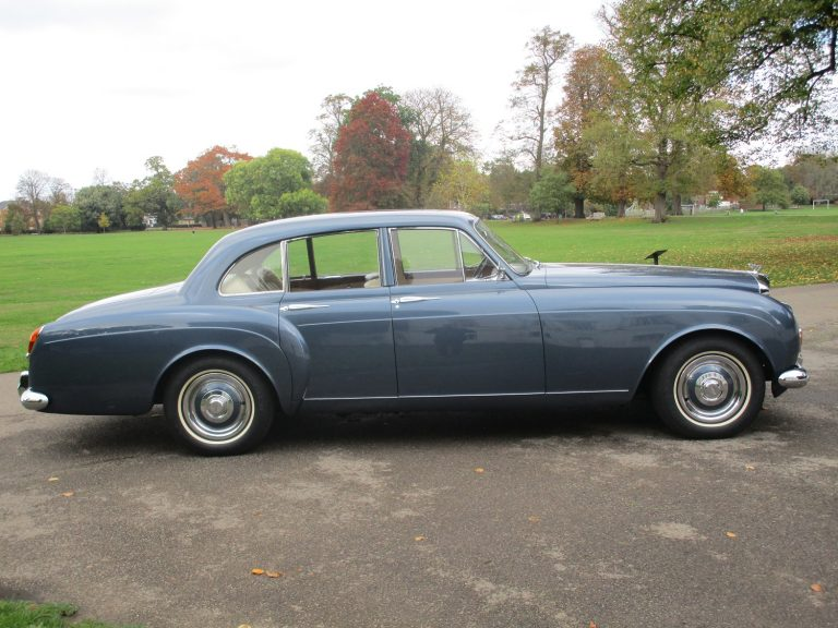 1963 Bentley S3 Continental Six Light Flying Spur by Mulliner/Park Ward