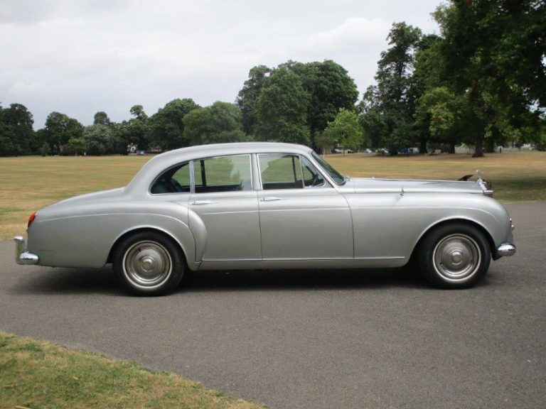 1964 Rolls-Royce Silver Cloud III Sports Saloon by Mulliner/Park Ward