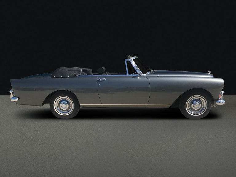 1961 Bentley S2 Continental Drophead Coupe by Park Ward