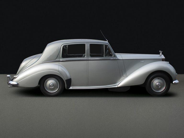 1954 Rolls-Royce Silver Dawn Saloon (Left Hand Drive)