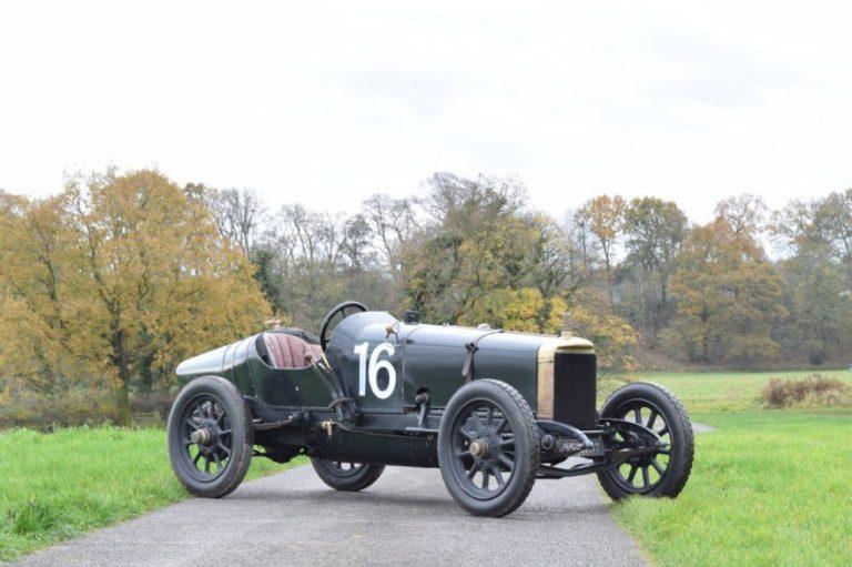 Bentley 3 1/2 Litre