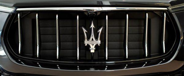 Maserati Owner's Club Event.