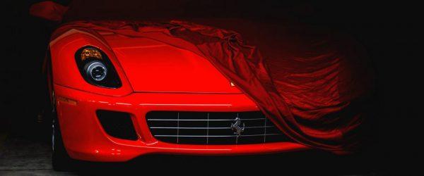Click and collect a Ferrari.