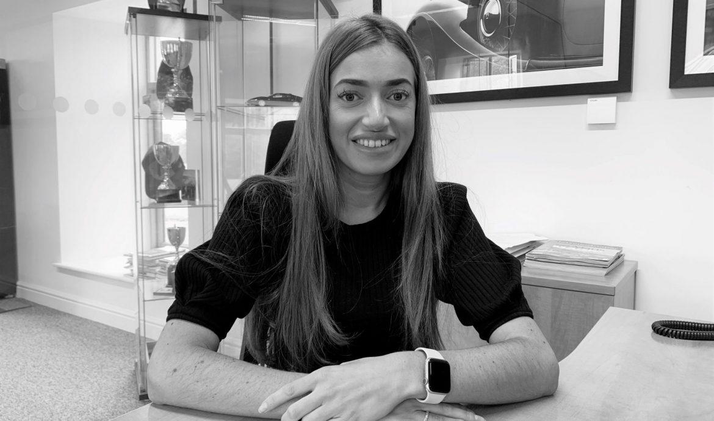 Lauren Davis, Head of Finance Operations at Classic & Sports Finance.