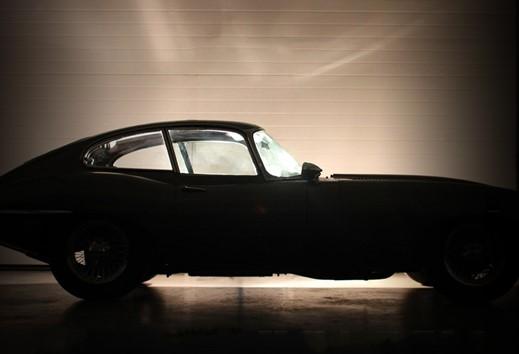 1966 Jaguar E-Type Series 1 4.2 FHC Restoration