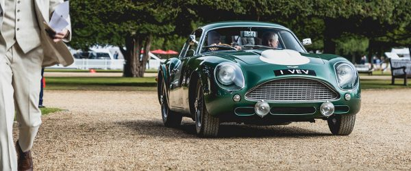 Classic car values 2021 and beyond, for example the Aston Martin DB4 GT Zagato.