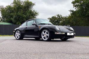 1996 Porsche 993 Carrera S 28K Miles