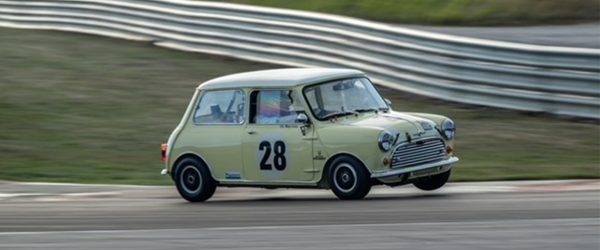 Racing Mini Cooper S