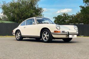 1969 Porsche 911 2.0 E Sportomatic
