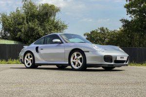 Porsche 996 X50 TURBO